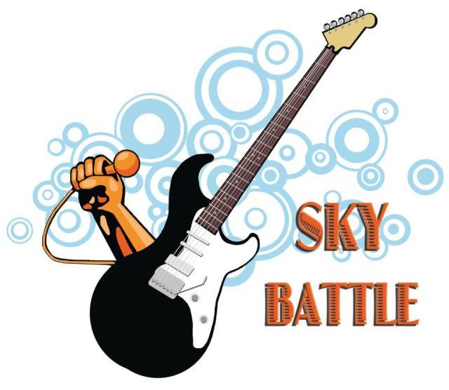 Sky Battle Poster