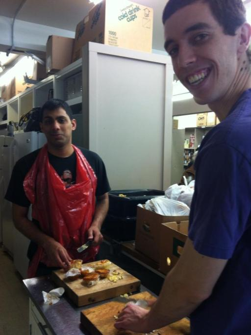 Fort York Food Bank 2013-04-20 1