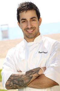 Chef Damien Wilmot