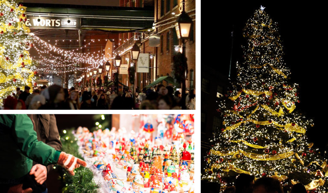 RCTS Goes to the Distillery Christmas Market, Tuesday December 16th at 6:30 pm.