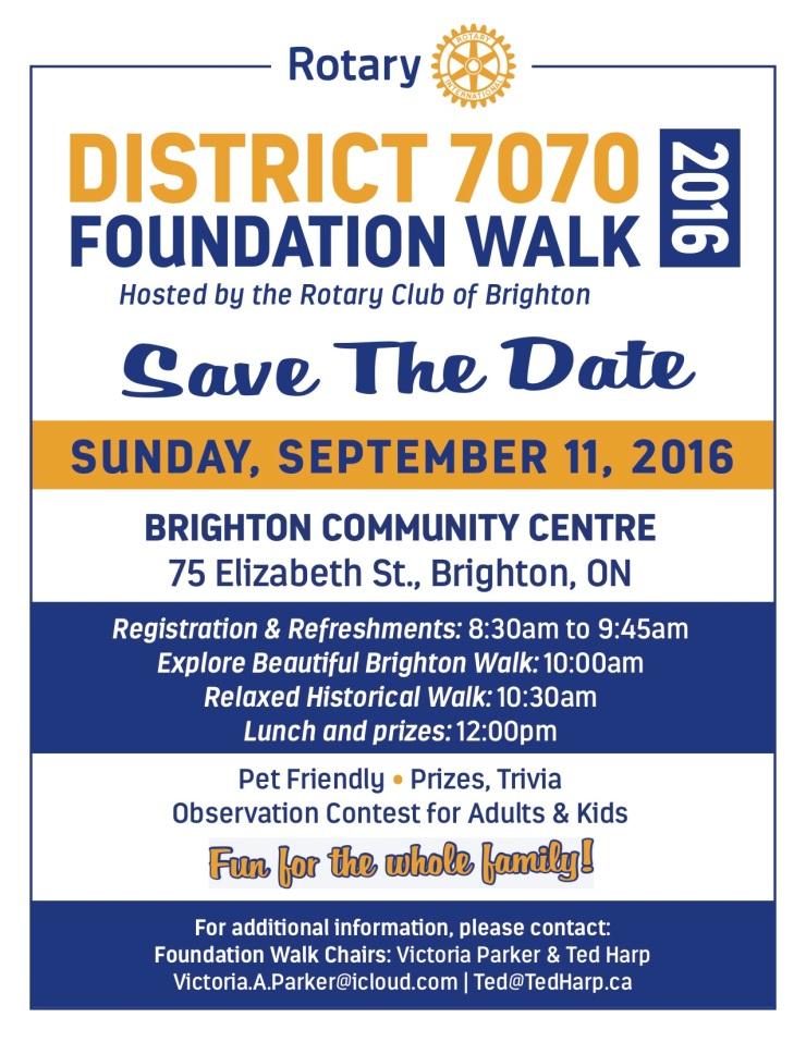 Foundation Walk